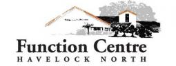 Havelock North Function Centre Logo
